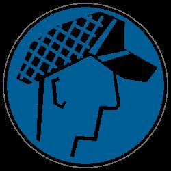 Schutzhaube tragen |Gebotszeichen B2B Schilder