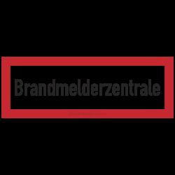 Brandmelderzentrale | Feuerwehrschild B2B Schilder