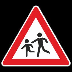 Kinder - Aufstellung rechts...