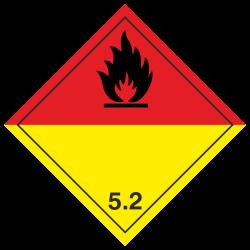 Klasse 5.2 Organische Peroxide