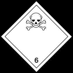 Klasse 6.1 Giftige Stoffe