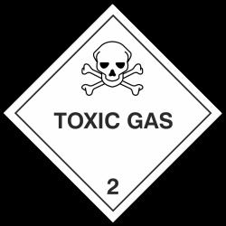 Klasse 2.3 Giftige Stoffe +...