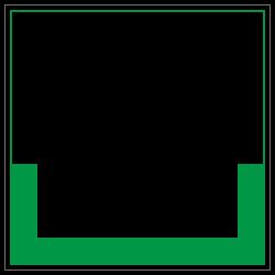 Ölhaltige Putzlappen |Umweltzeichen 2B Schilder