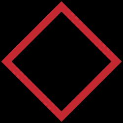 GHS 01 Symbol Bombe