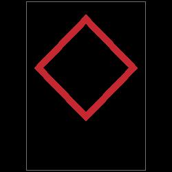 GHS 03 Symbol Flamme über...