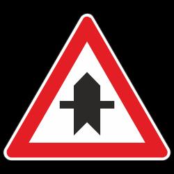 Vorfahrt StVO Zeichen Nr. 301