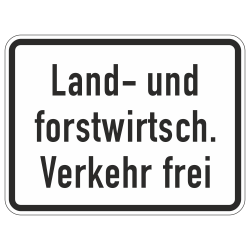 Land- und forstwirtsch....