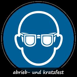 Augenschutz benutzen | Protect |Gebotszeichen B2B Schilder