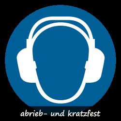 Gehörschutz benutzen   Protect  Gebotszeichen B2B Schilder