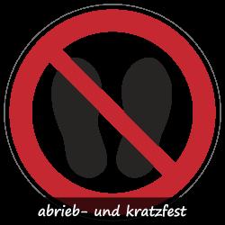 Betreten der Fläche verboten   Protect   Verbotszeichen B2B Schilder