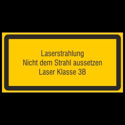 Laserstrahlung Nicht dem...