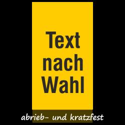 Text nach Wunsch,...