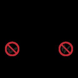 Kraftwagenanlage Rauchen, offenes Licht und offenes Feuer polizeilich verboten, in Polystyrol Kunststoff | b2b-schilder