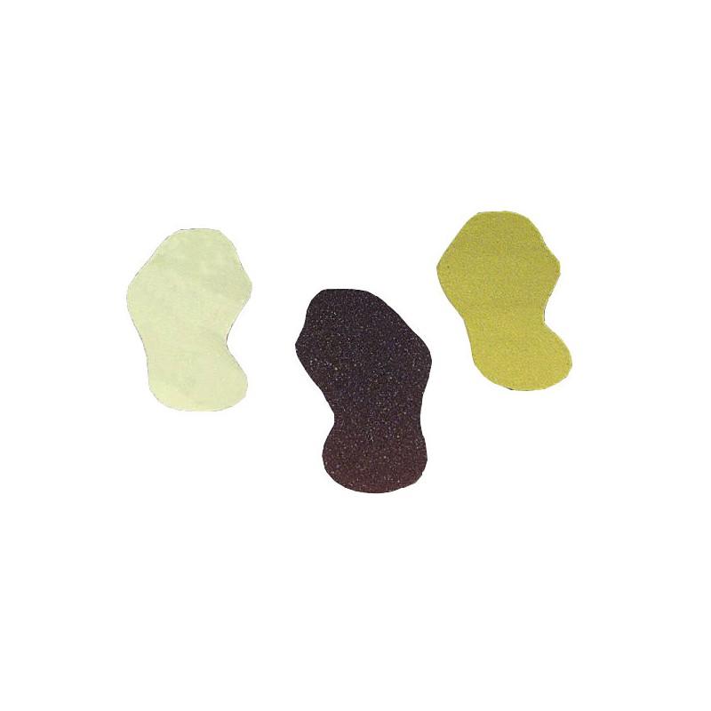 Antirutschbelag Schuhe selbstklebend VE, Rutschemmung R 13 | b2b-schilder